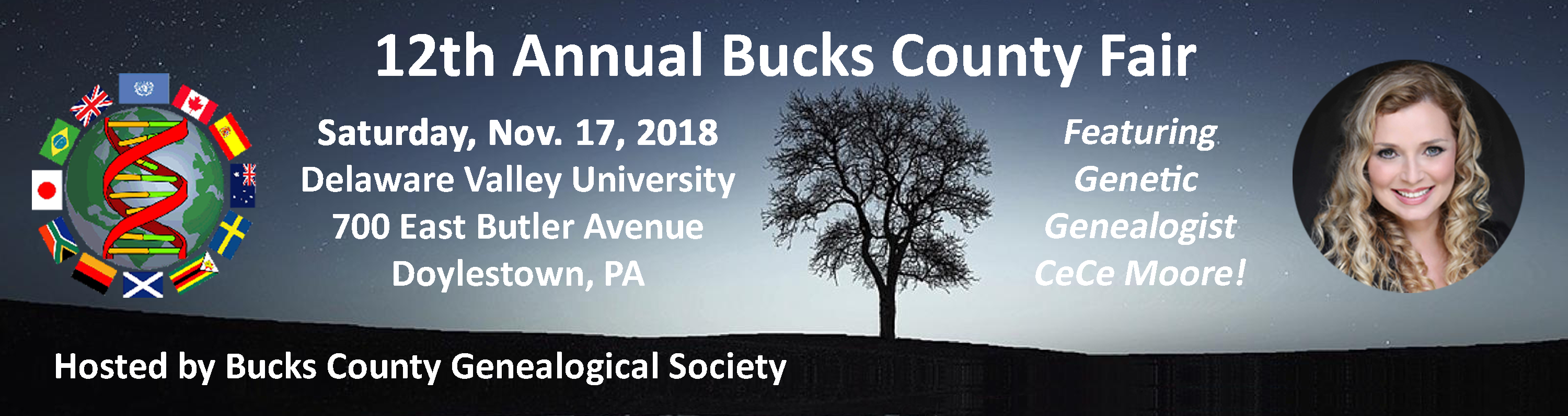 Bucks County Ancestry Fair